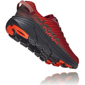 Hoka One One Rincon 2 Chaussures de trail Homme, cordovan/anthracite